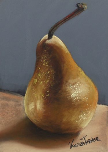 Bronze Pear (SOLD)