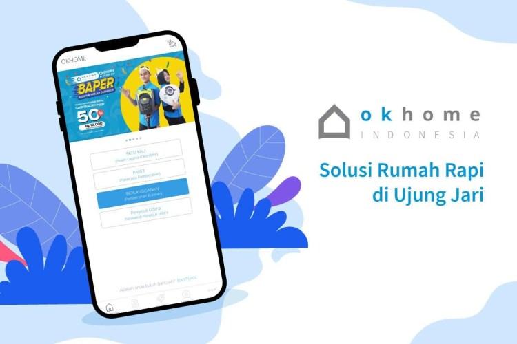 Aplikasi OKHOME