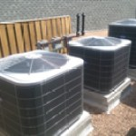 Commercial AC Condenser units