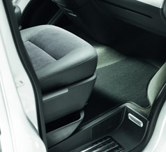 VW T5 Carpet mats