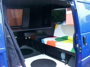 VW T4 Campervan Conversion Scotland