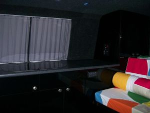 Campervan furniture