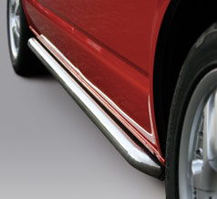 VW side bars/rails