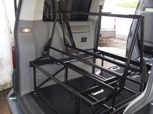 Easy Glide Bed/Seat System