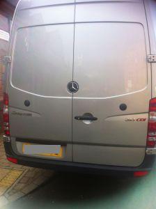 Mercedes Sprinter in excellent condition