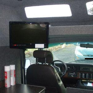 Dodge Ram front cab