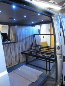 3/4 Rock and Roll Bed Installation