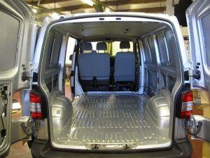 VW T5 standard panel van