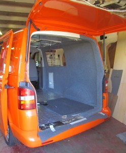 VW T5 Campervan Conversion the Trendline