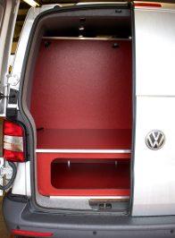 VW T5 MTB Campervan