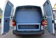 VW T5 Campervan rear Garage