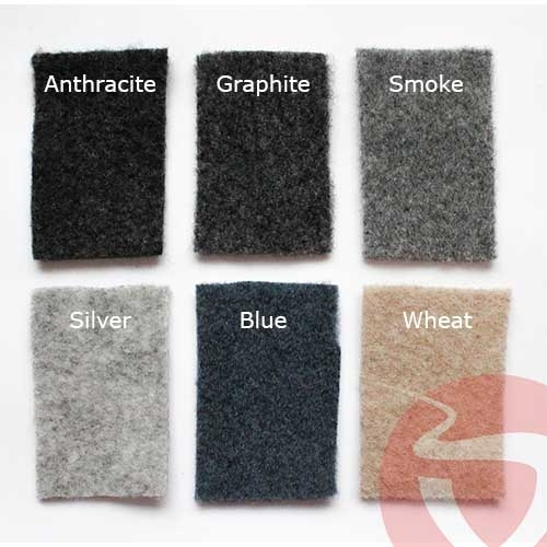 Vanguard Conversions Carpet samples Scotland