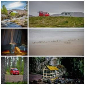 VW T4 Campervan Road Trips... Sango Sands in Scotland
