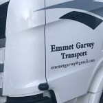 Emmet Garvey Scania Cab Door