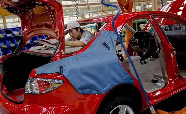 En cinco años México producirá 4 millones de autos