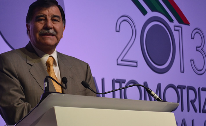 Sector automotriz de Italia quiere invertir en México