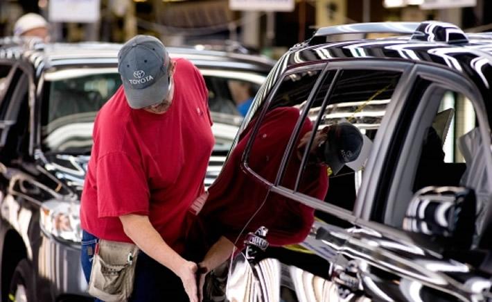 México se mantiene como el segundo proveedor de vehículos ligeros a Estados Unidos en lo que va del año. (Foto:Toyota)