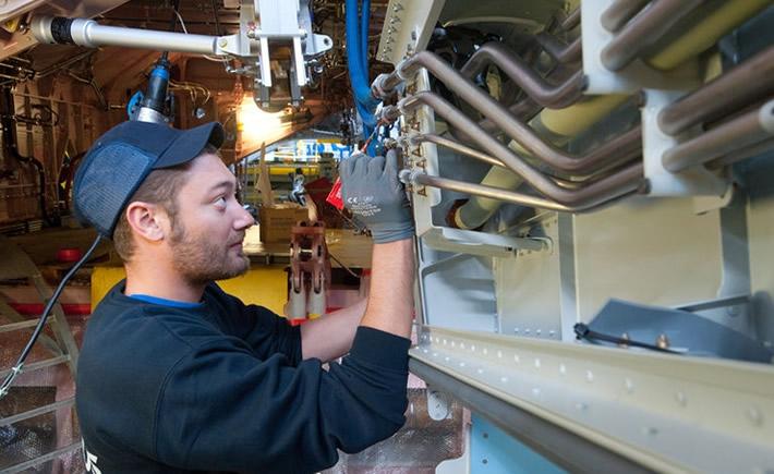 Kronos recomienda programar a las personas con las habilidades adecuadas en el tiempo y lugar adecuado. (Foto: Airbus)