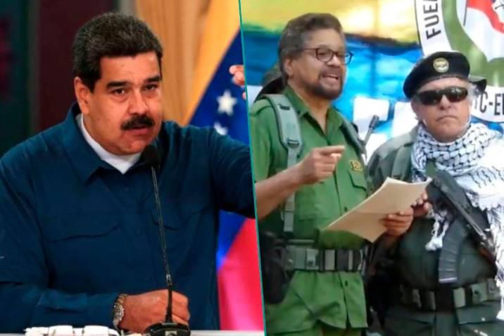 Los documentos secretos que enredarían a Maduro con las ...