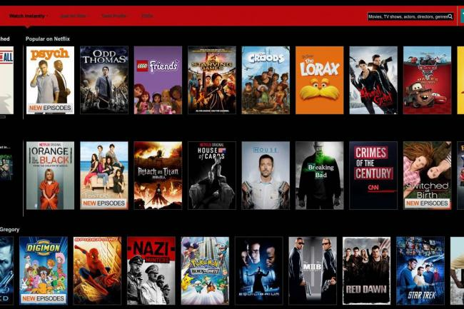 Image result for Netflix 2018