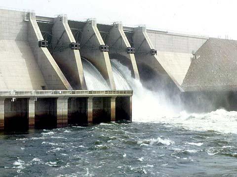 Kainji Dam, Hydro Power Plant intact ― Mainstream