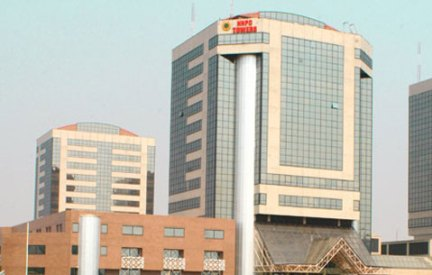 NNPC Headquarters, Abuja.