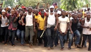 Image result for Rival gangs kill nine in Katsina-Ala gun battle