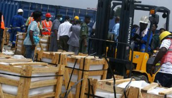 Seizure Of Arms At Lagos Port: Round-Tripping Goes Awry