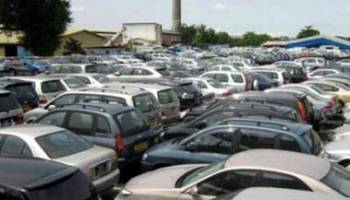 Image result for FG loses revenue on vehicle imports despite ban