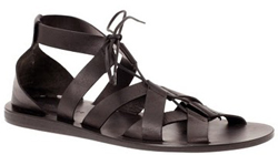 Manstyle 11- Marc Jacobs Leather Gladiator Sandal