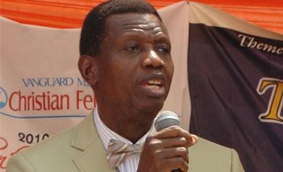 Pastor Enoch Adeboye, G.O, RCCG