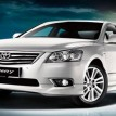 Abuja Int'l Motor Fair: Camry shines at 'Night with TNL MD'
