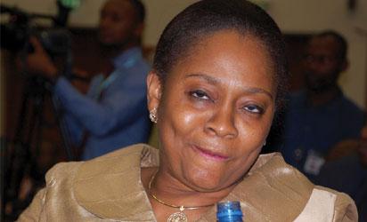 Ms Arunma Oteh, DG, SEC