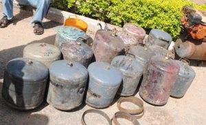 cylinders,LPG