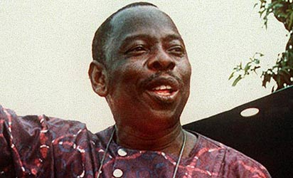 *Ken Sarowiwa: Died in the struggle for Ogoni people