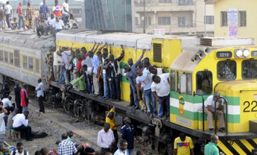 Nigeria railway modernisation project: LASG shuts Yaba/Jibowu road to motorists
