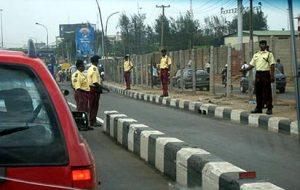 LASTMA arrests 25 for driving against traffic
