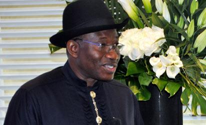 President GoodluckJonathan