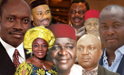 ANAMBRA 2013: The game takes shape - Vanguard News Nigeria