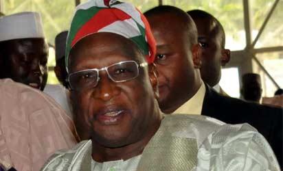 PDP National Chairman, Dr Bamanga Tukur