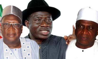 Tukur, Jonathan and Baraje
