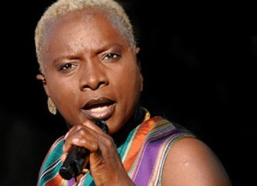 Angelique Kidjo dedicates award to Burna Boy