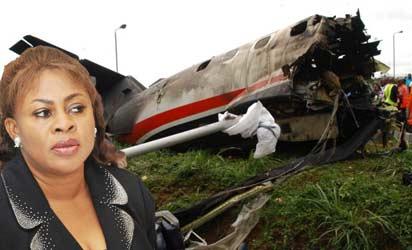 Princess Stella Oduah-Ogiemwonyi  Minister of Aviation