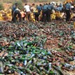 Hisbah confiscates 260 crates of alcoholic drinks in Bauchi hotels, clubs