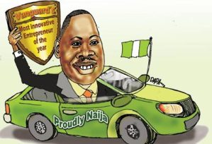 Utazi, Ifeanyi Ubah clash over Innoson Motors during Senate plenary