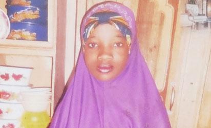 14-year-old aw Wasila Tasi'u