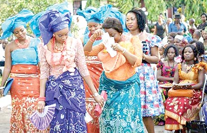 File: Igbo Traditional Marriage