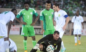 Africa Cup of Nations qualifying