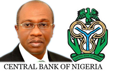 CBN Governor, Mr Godwin Emefiele