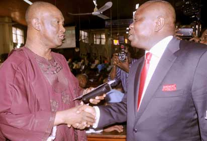 •Agbaje to Ambode: You have done well